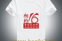十六年同学会纪念T恤