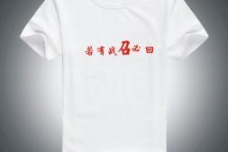 战友会纪念T恤