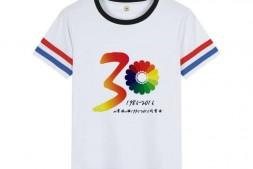 30年同学会纪念衫