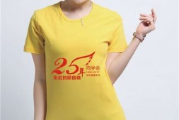 同学聚会T恤图案设计(25年)
